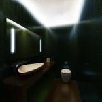 toaleta gościnna IV